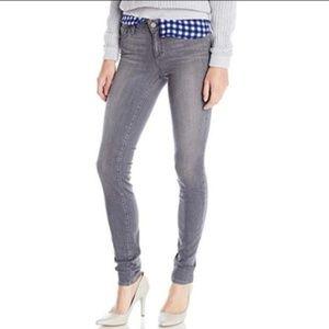 Paige Verdugo Ultra Skinny Gray Jeans Size 28